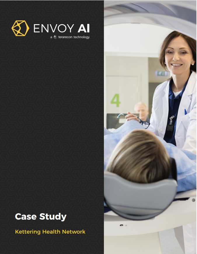 Kettering Health Network Case Study with TeraRecon and EnvoyAI