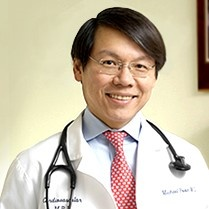 Dr. Michael Poon Chief of Non-Invasive Cardiac Imaging at Lenox Hill Hospital