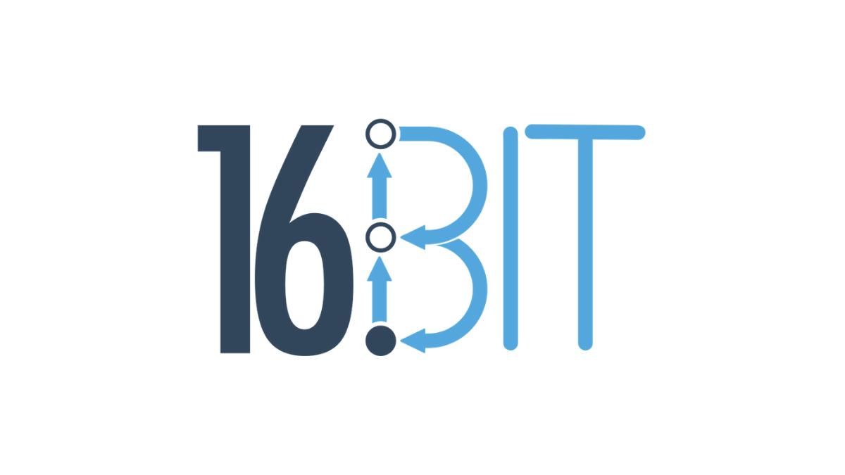 16bit terarecon partner logo