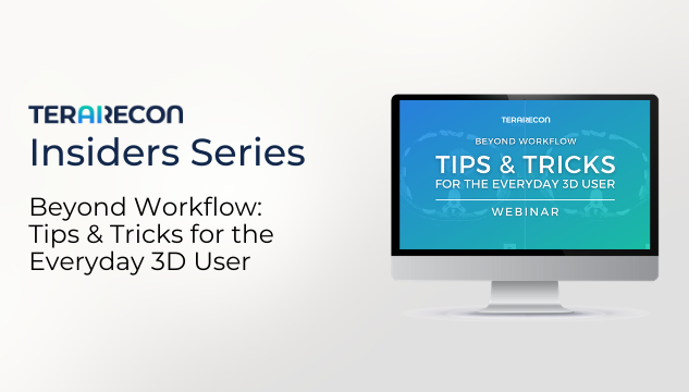 Dr. Winkler & TeraRecon Insiders Series Webinar - Beyond Workflow Resource Page Image Front