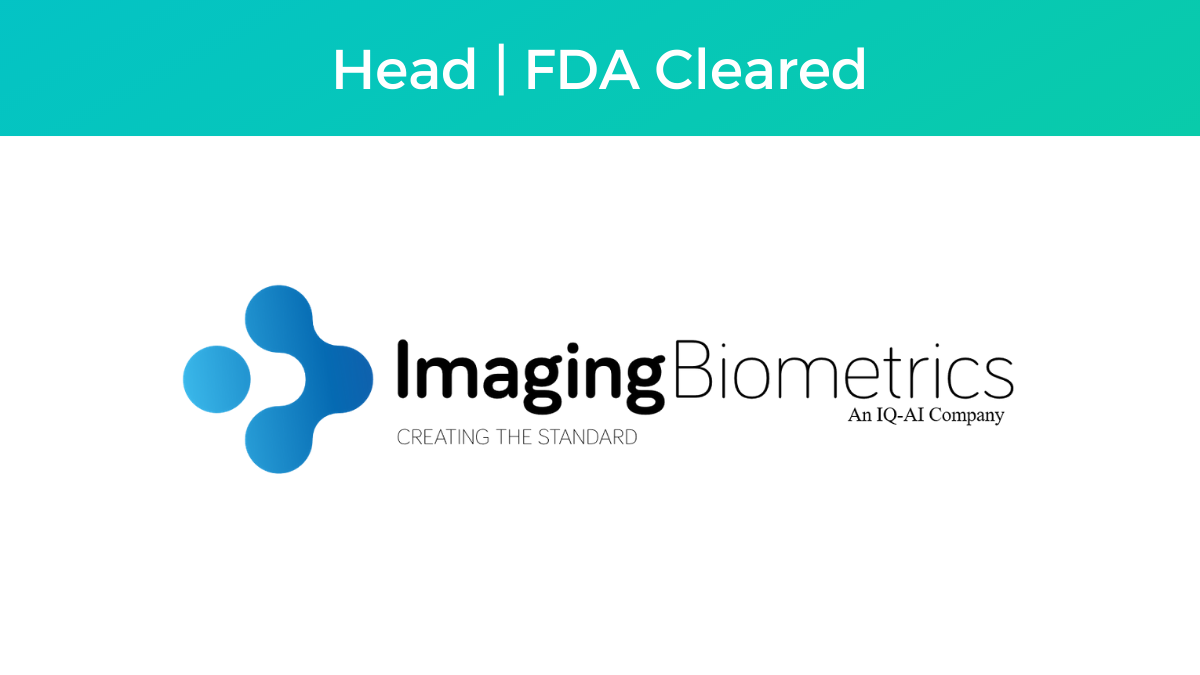 Imaging Biometrics AI Developer Page Image
