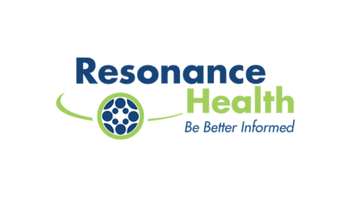 Resonance Health terarecon partner logo
