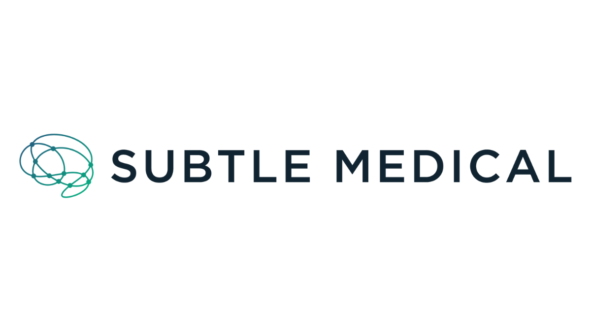 Subtle Medical healthcare terarecon partner logo