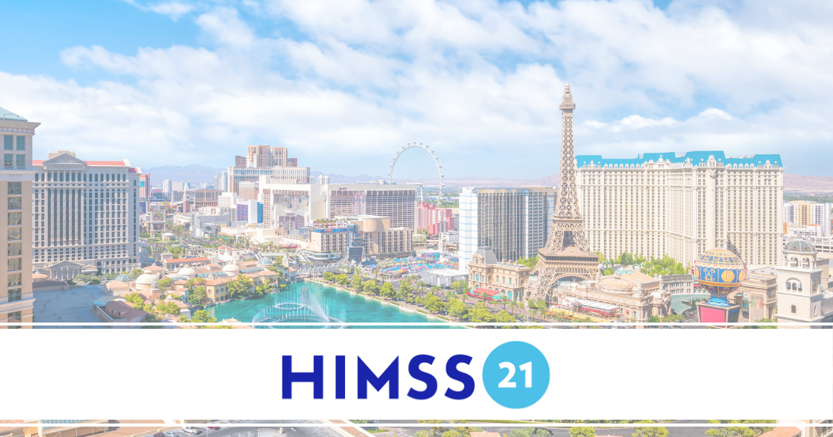 TeraRecon - HIMSS 2021 - August - Event Page