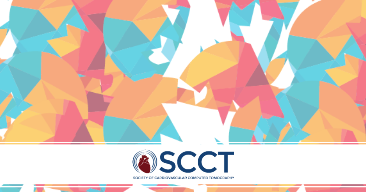 TeraRecon - SCCT Annual Meeting 2021 - July - Event