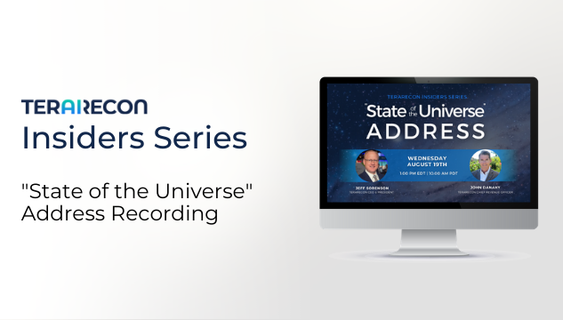 TeraRecon Insider Series-State of the Universer Session Recording
