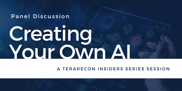 TeraRecon Insiders Series_Creating Your Own AI