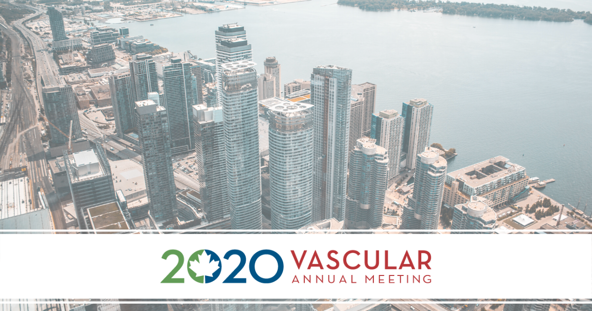 TeraRecon at the Society of Vascular Surgery VAM 2020 in Toronto, Canada_Event Page