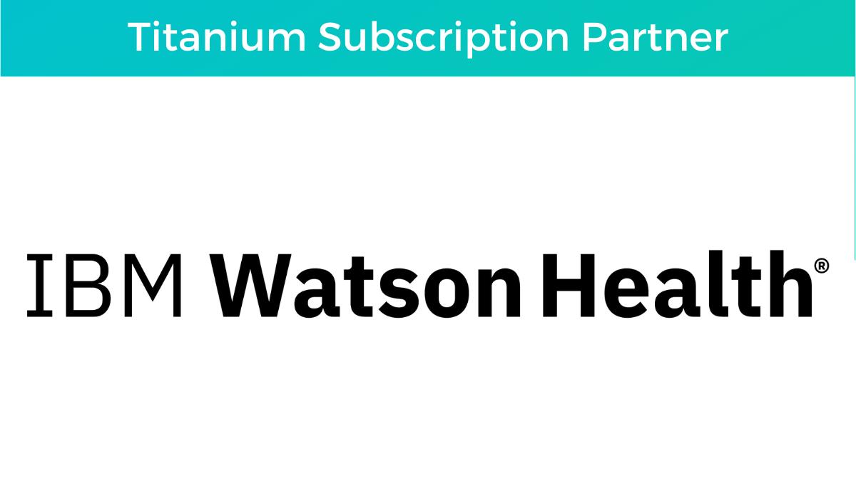 ibm watson heatlh  terarecon partner logo